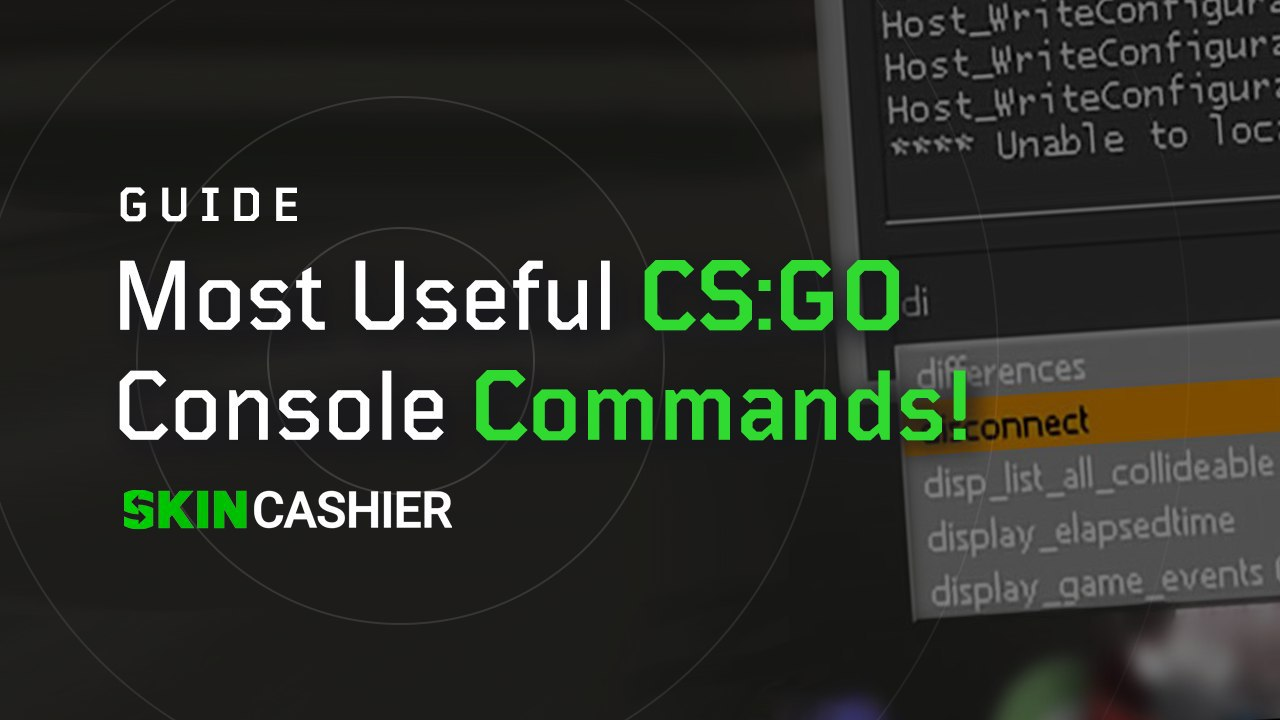 most useful csgo commands