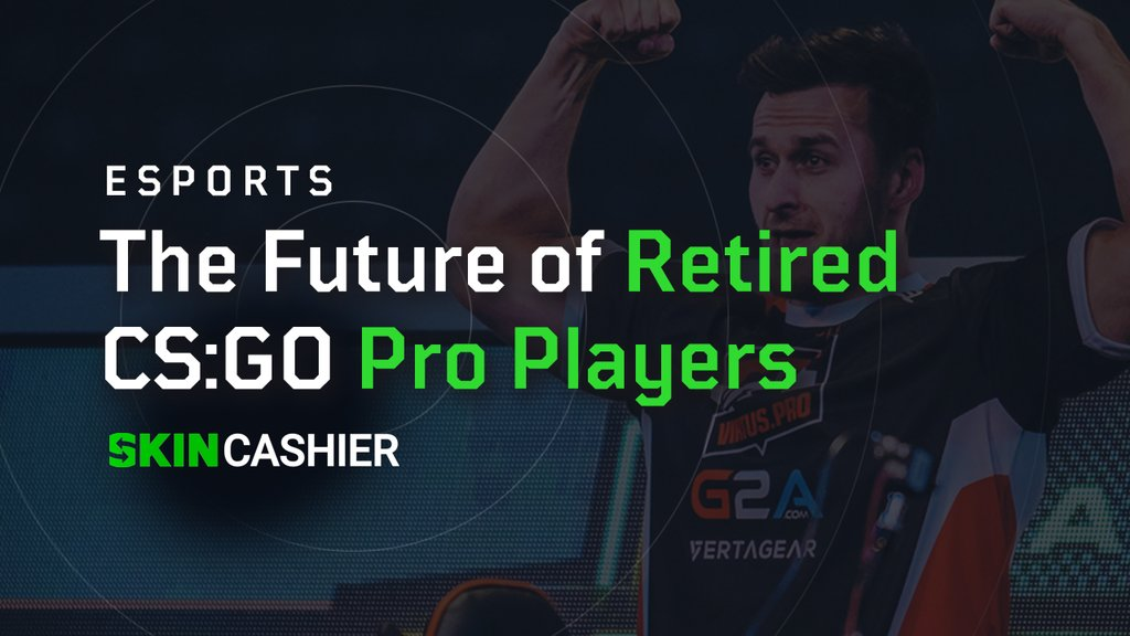 esport players retirement