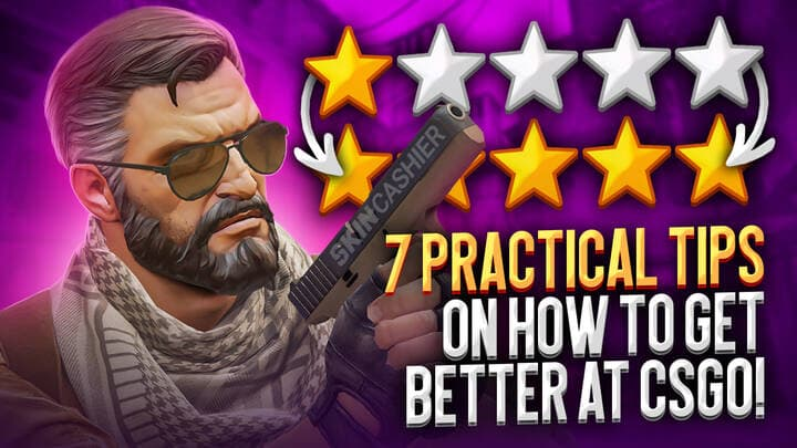 how to get better at csgo 1