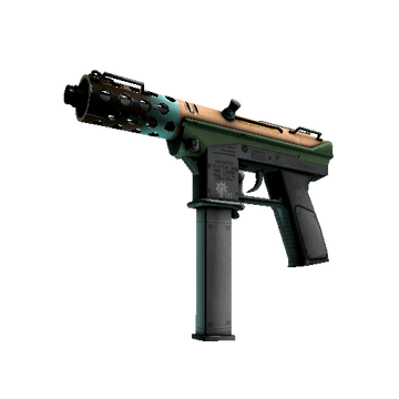 tec-9 flash out