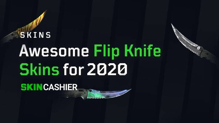 best flip knife skins in 2021