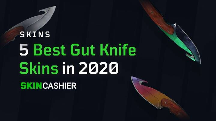 CSGO Best Gut Knife Skins