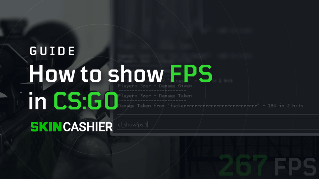 How to Show FPS in CSGO?